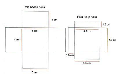 Pita Kotak 1cm papervie tutorial membuat kotak cincin