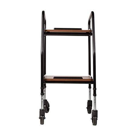 DMI Adjustable Height Rolling Utility Serving Tray