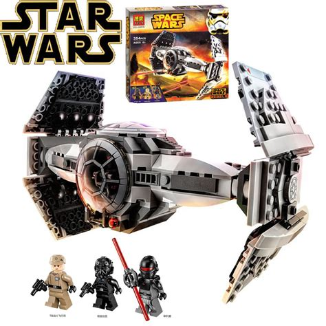 Lego Bela Space Wars 10373 wars bela 10373 model building kits compatible with lego city the awakens tie
