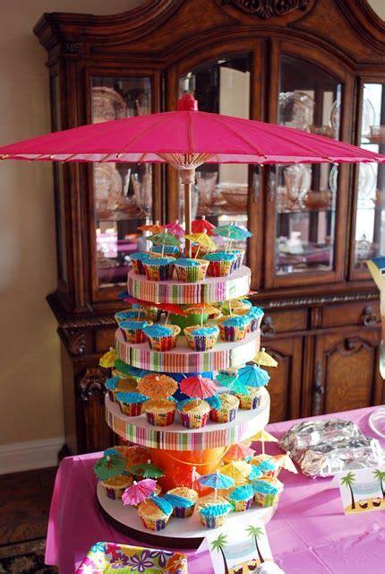 fun party ideas luau centerpieces luau baby showers luau