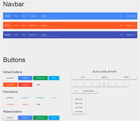 theme google material google material design theme for bootstrap freebies fribly