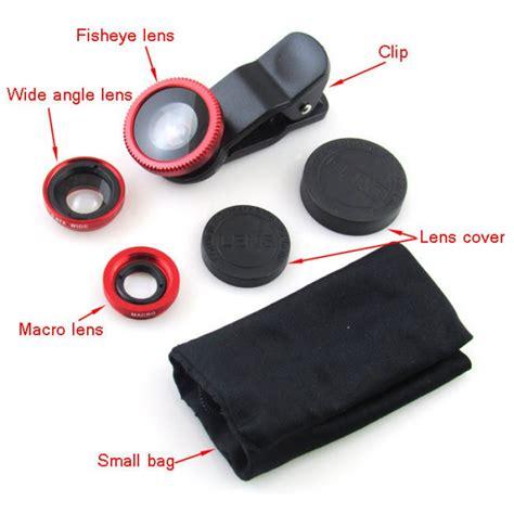 Clip Lens Universal universal clip lens 3 in 1