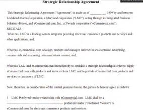 Business Agreement Letter Between Two Companies 25 Professional Agreement Format Examples Between Two