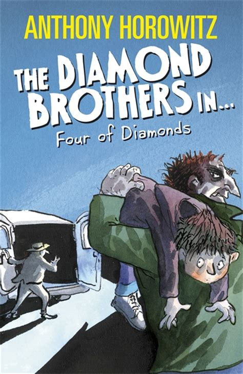 Green Bookshelf Walker Books The Diamond Brothers In The Four Of