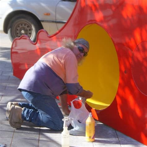 spray painter bendigo central sandblasting services bendigo
