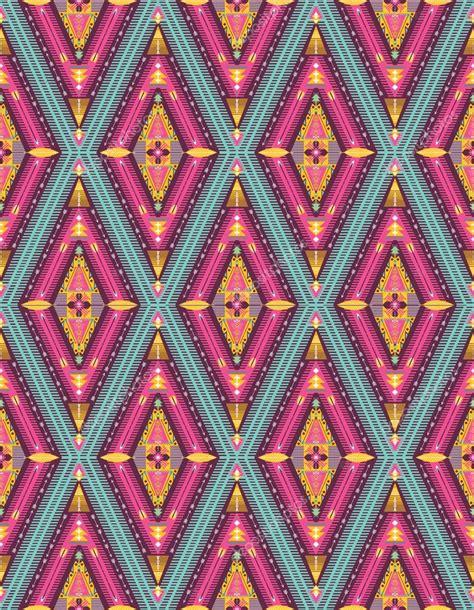 imagenes hipster muñecas hipster colorido tribal de patrones sin fisuras con