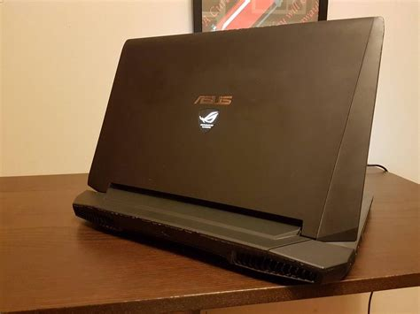 Notebook Asus Rog G750 asus rog g750 js gaming laptop city mobile