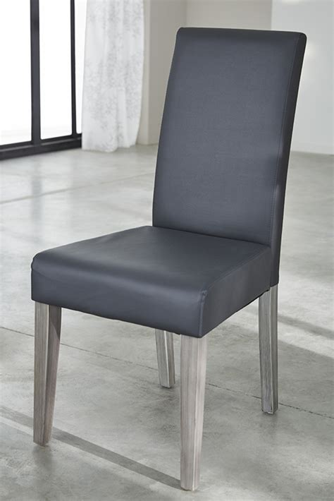 chaise salle a manger gris chaise namur gris