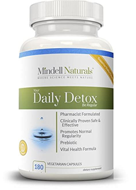 Can Taking Detox Pills by Daily Detox Capsules And Colon Cleanse Pills