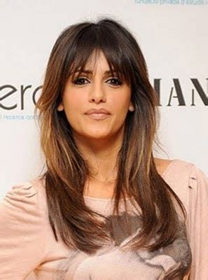 hairstyles with bangs and middle part haircut middle part this would be different for me i