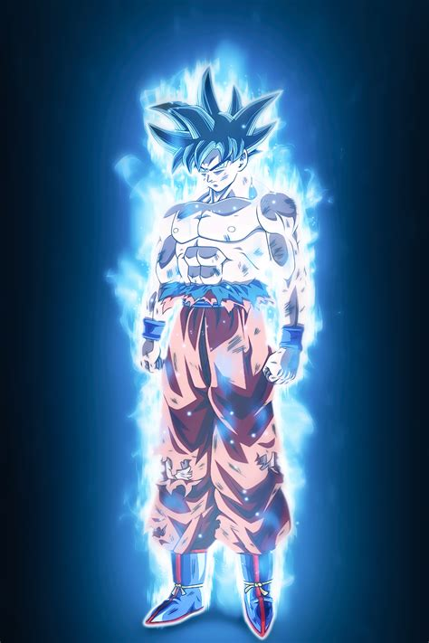 imagenes goku limit breaker hd goku limit breaker by accreed on deviantart
