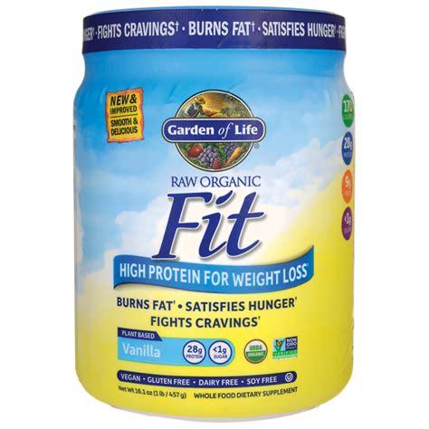 Garden Of Fit Vanilla Garden Of Fit Protein Vanilla 15 Oz 420 Grams