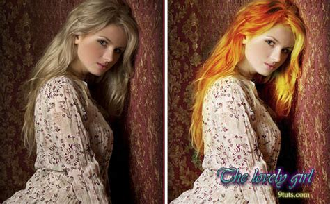 How To Change Hairstyle In Photoshop Cc 2015 by Photoshopped Hair Color Looks Really Strayhair Of 29