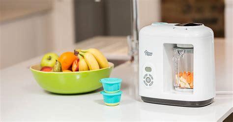 Blender Baby Cook baby food steamer blenders tommee tippee