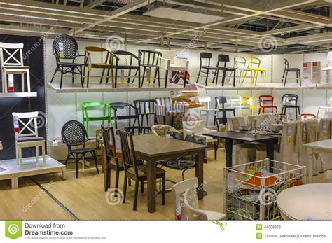 ikea inside ikea store editorial stock photo image 44008373