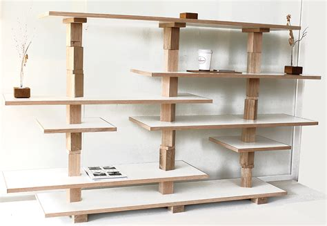 Shelf Device by Andreas Janson Jo49 Andreas Janson Shelf Systems Woont Your Home
