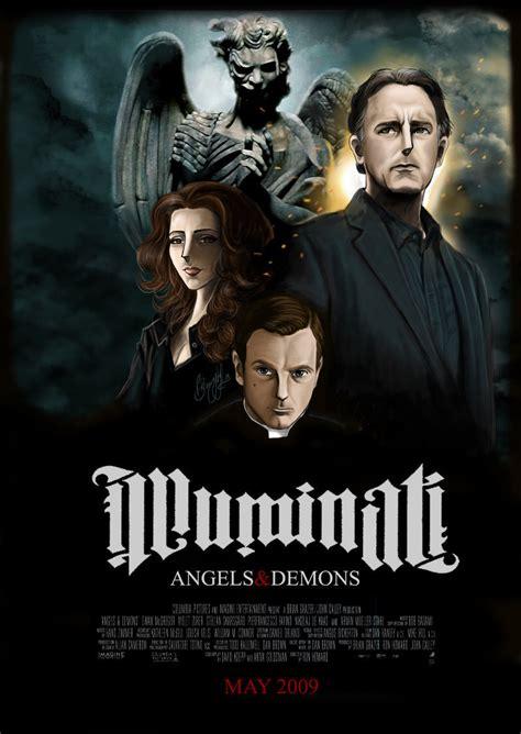 illuminati novels and demons