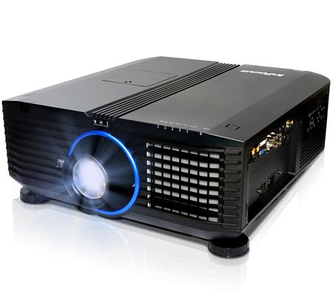 Proyektor Dlp infocus in5552l dlp projector