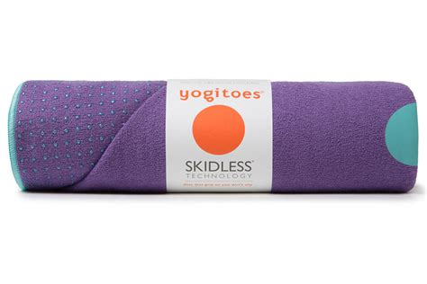 Yogitoes Skidless Mat Towel Sale by Yogitoes Towels High Performance And Non Slip By Manduka