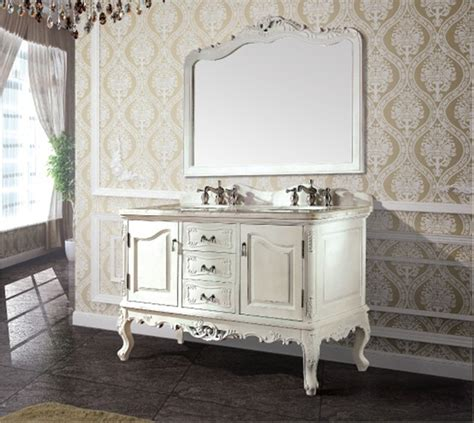 high quality bathroom furniture high quality antique bathroom cabinet with mirror and sink