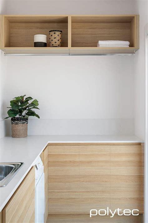 natural oak modern laundry rooms laundry room design