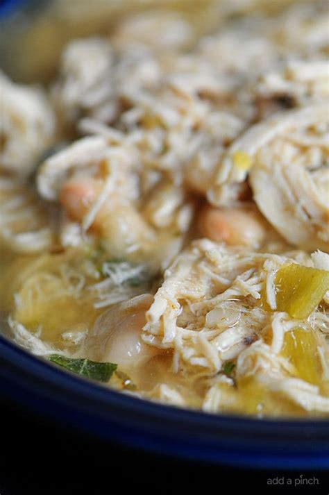recipe for white chili with chicken white chicken chili recipe add a pinch
