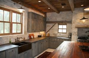 barn kitchen industrial barn lights shine in a rustic industrial kitchen blog barnlightelectric com