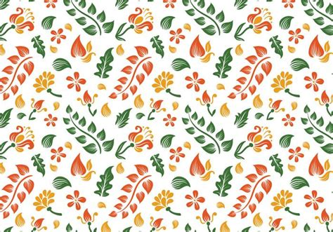 Wallpaper Flower Background Coklat free batik background vectors free vector