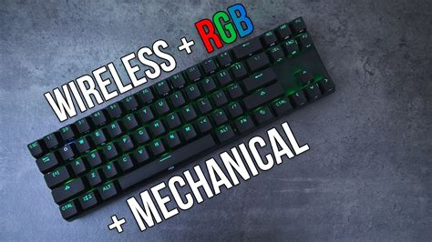 Jual Wireless Mechanical Keyboard by Wireless Rgb Mechanical Keyboard