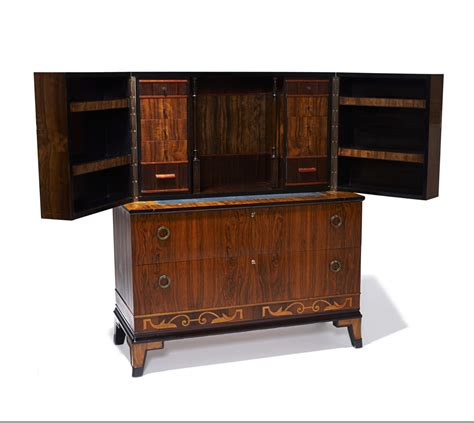 Dressing Cabinet by Gallery Bac Swedish Modern Classicism Gentleman S