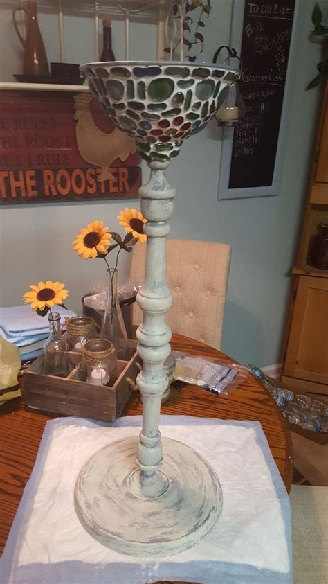 How To Make Rustic Christmas Decorations Hometalk Double Duty Plant Stand Bird Bath From