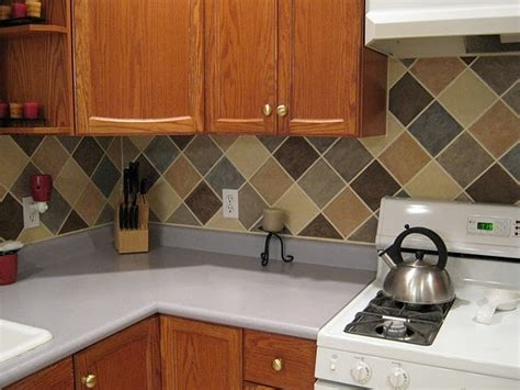 kitchen backsplash cost diy tile looking back splash using paint and project cost approx 25 00 brain drain i