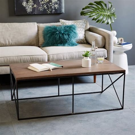 lamon luther coffee table west elm on sale now for 419