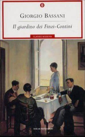 il giardino dei finzi contini pagine robierre s italian c2 journal page 6 a