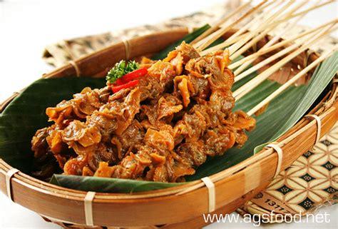 Sate Kerang Medan makanan khas jawa barat ragamkebudayaanindonesia