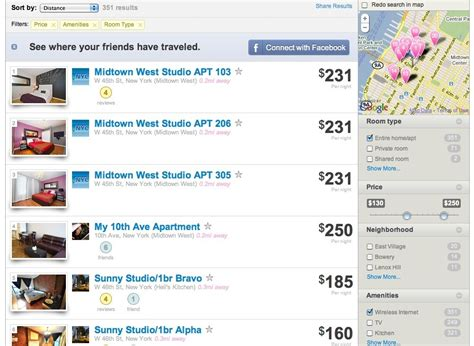 search design search filters design pattern exle at airbnb 9 of 10