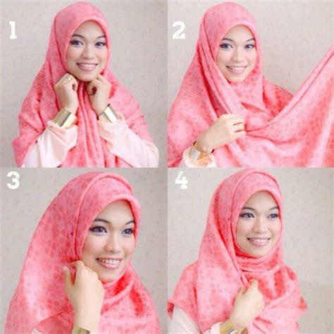 tutorial hijab syar i elegan simak 7 tutorial hijab syar i ini demi penilan yang
