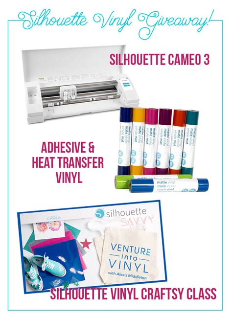 Vinyl Giveaway - diy thankful jar vinyl blog hop and win a silhouette cameo kiki company