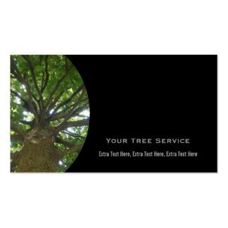 Arborist Business Card Templates by 110 Tree Surgeon Business Cards And Tree Surgeon Business
