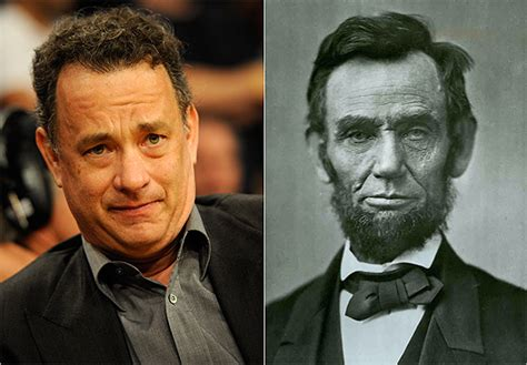 abraham lincoln tom hanks gaga and madonna are related plus more