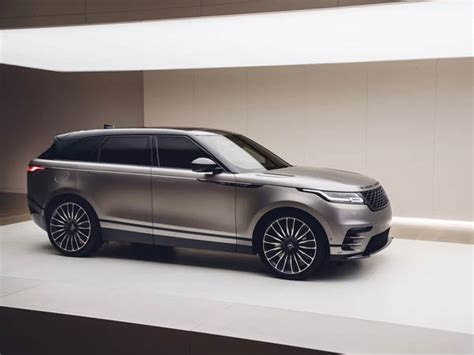 Price Launches New Range by Range Rover Velar Spotted In India Ahead Of Official