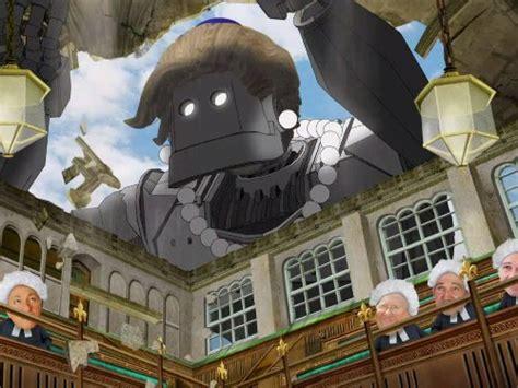 mad iron giant ladyraising hope tv episode