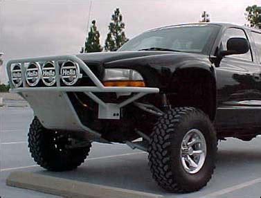 1997 to 2004 dodge dakota durango front fenders with 4 5