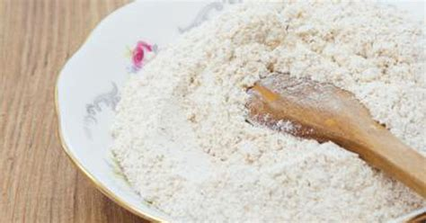 Anrichte Flur is unbleached enriched wheat flour for you