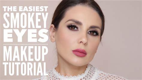 tutorial makeup alis the easiest smokey eyes makeup tutorial ali andreea