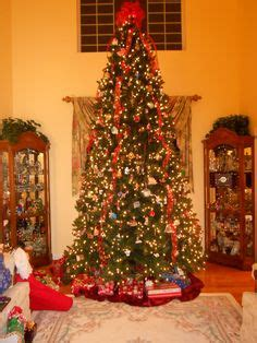 how much ribbon to decorate a 7 foot tree 1000 images about church decor on church decorations 12 foot