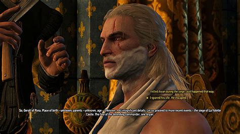 Vs Set Sazkia royal audience quest the witcher 3 hunt