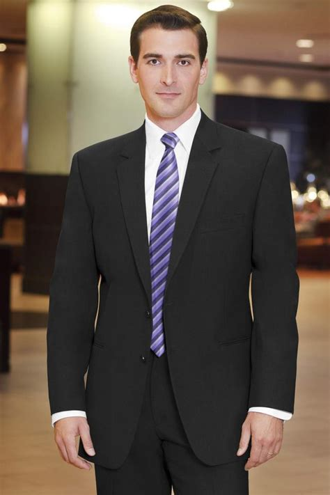 Black Formal Style Suit 41444 stephen geoffrey black suit modern fit suit jim s formal