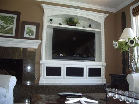 built in entertainment center with speakers yahoo image