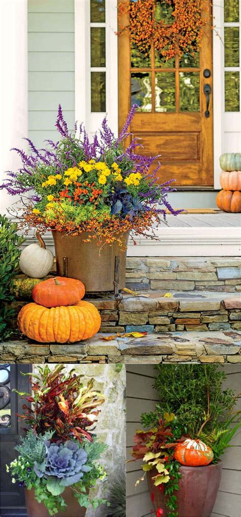 25 splendid front door diy fall decorations page 3 of 3